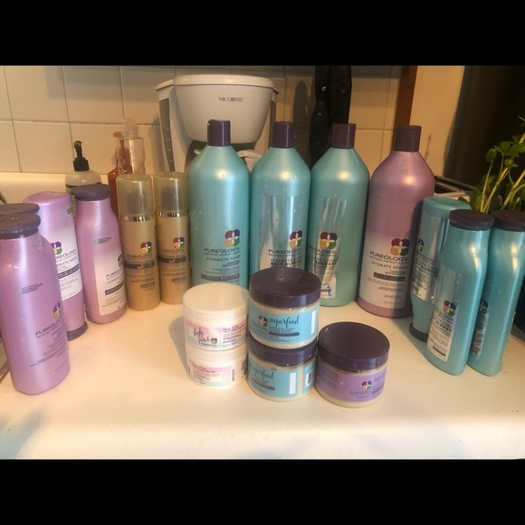 Pureology Other - Huge pureology lot. Read description
